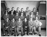 Music honorary Mu Upsilon Sigma, 1950