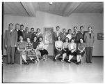 Alpha Rho Tau art honorary society, 1950