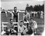 Intramural track meet, 1951