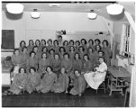 The Occupational Therapy Club, 1952