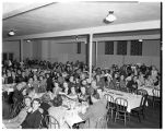 High school debate tournament banquet, 1949
