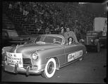 1948 homecoming game at Stadium Bowl