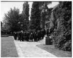 Commencement Summer 1949