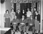 Convocation committee 1953
