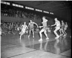 Basketball 1954-1955: Loggers vs. Western Washington