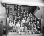Debate and forensics squad, 1955