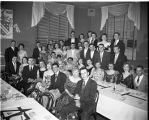 Greek Ball at the Winthrop Hotel, 1955