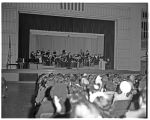 "Band concert ""Music in Scandinavia,"" 1949"