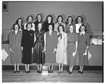 Associated Women Students banquet, 1949