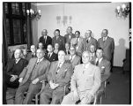 College of Puget Sound trustees, 1949