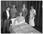 Frosh one-act play, 1949