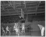 Basketball Game with Saint Martin's College 1949-1950