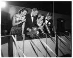 Delta Kappa Phi fraternity winter formal dance, 1950