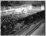 Messiah performed in Memorial Fieldhouse, 1950