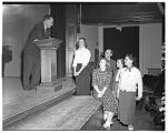 Religious Life Emphasis Week, 1951