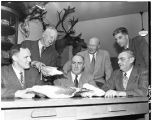 Natural History Museum trustees, 1951