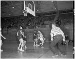 Basketball 1952-1953: Loggers vs. Pacific Lutheran College