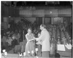 High School Debate Tournament, 1953