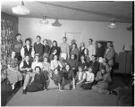 Independent students group, 1951-1952