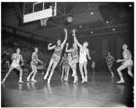 Basketball 1952-1953: Loggers vs. Whitworth College