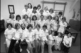 Physical therapy students, 1978